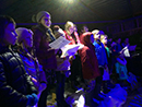 Carol Singing in Gypsy Wood